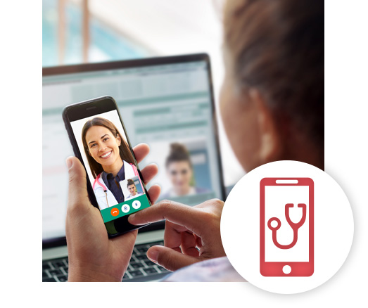 telehealth medicine is available at Heart of Florida Health Center