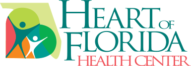 Heart of Florida Health Center logo