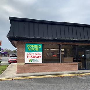 HFHC Drive-Thru Pharmacy